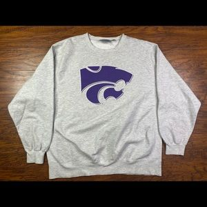 Vintage Kansas state wildcats sweatshirt